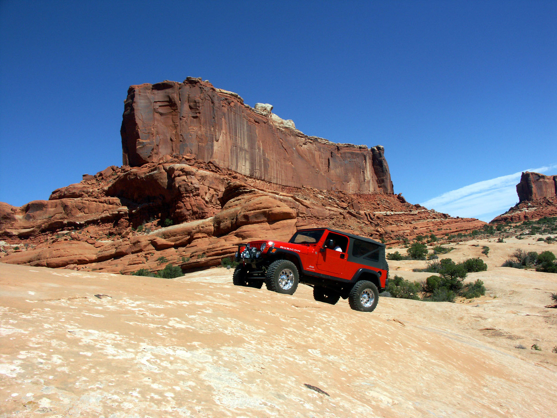moab 4 wheeling trails guide discover moab utah