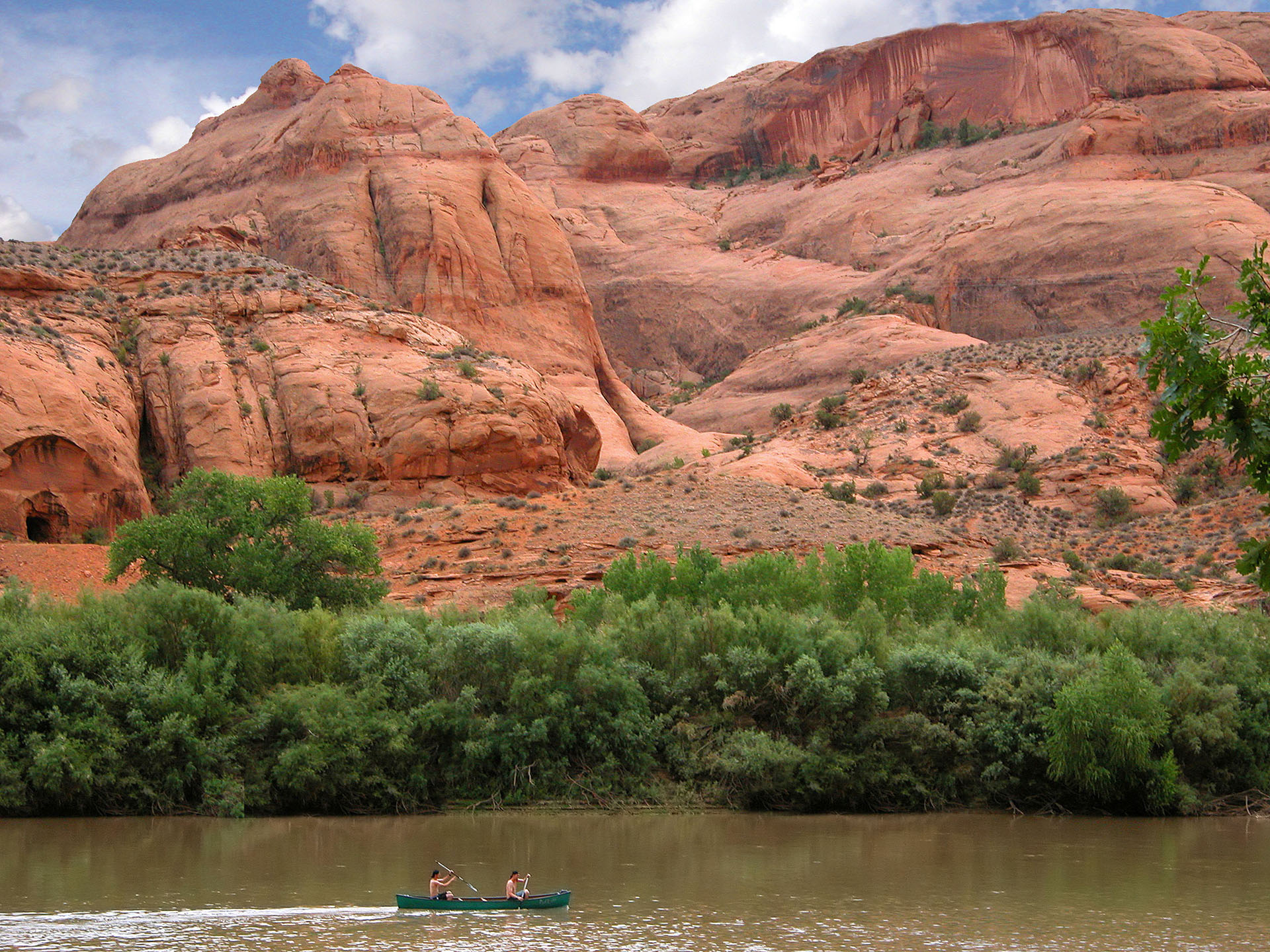 guide to river recreation on the colorado river near moab