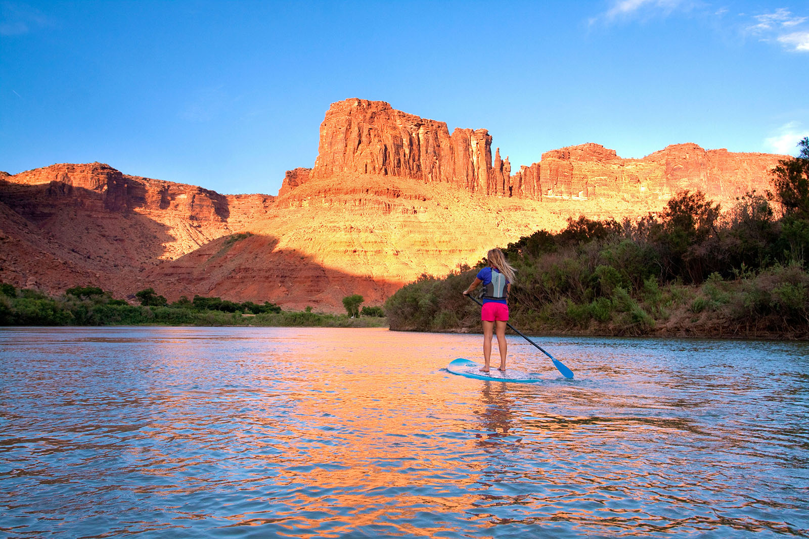 guide to river recreation on the colorado river near moab utah