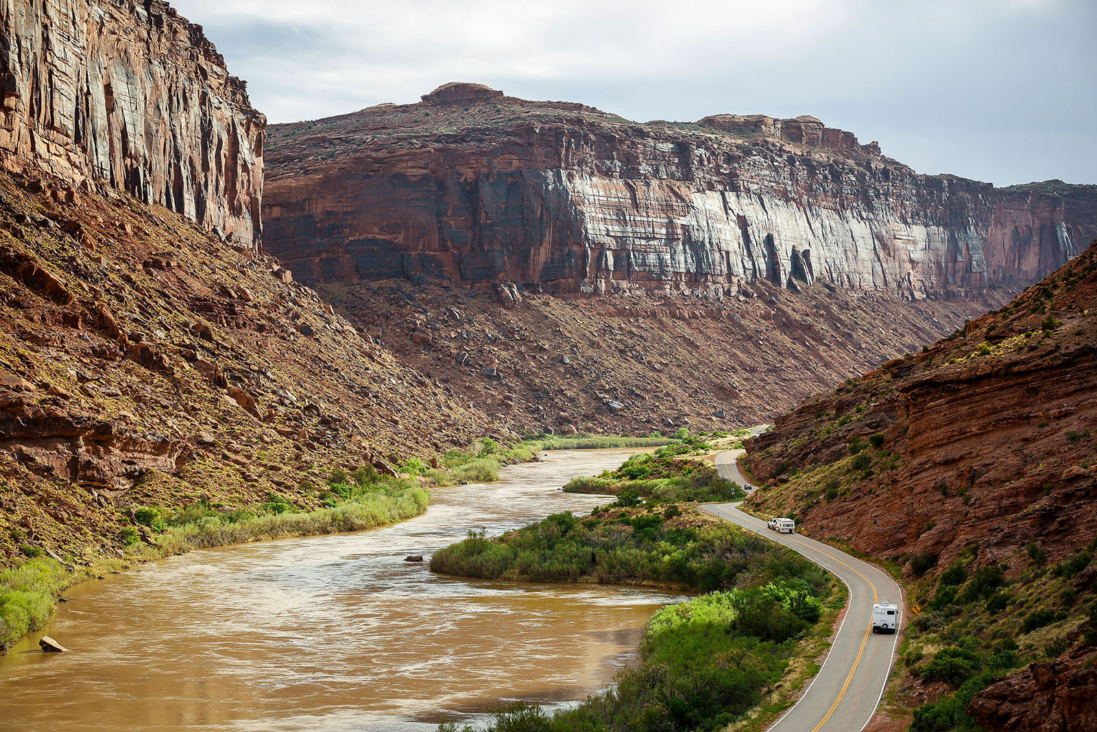 Scenic Byways Discover Moab Utah