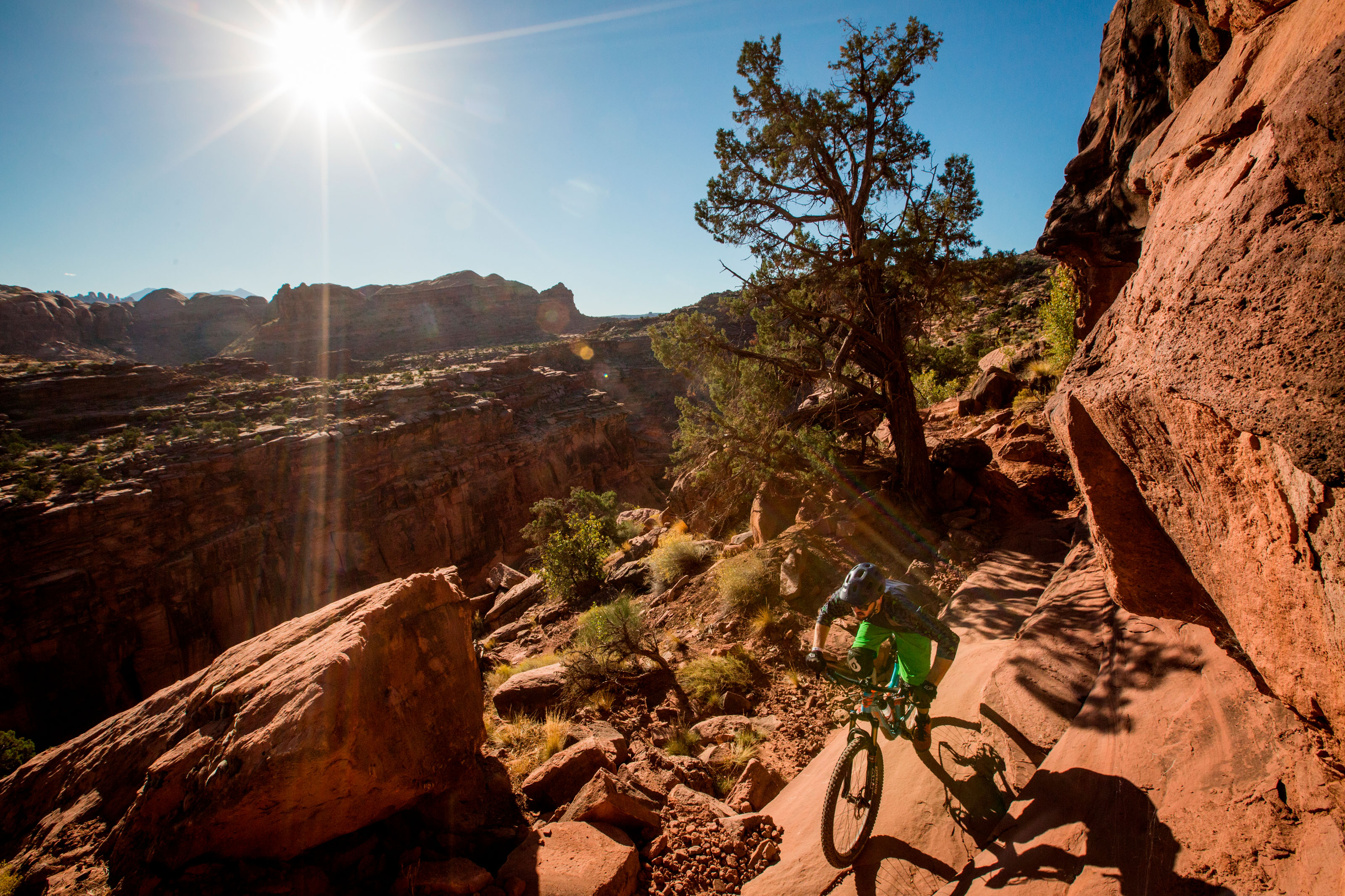 Moab Mountain Biking Trail Guide Discover Moab Utah
