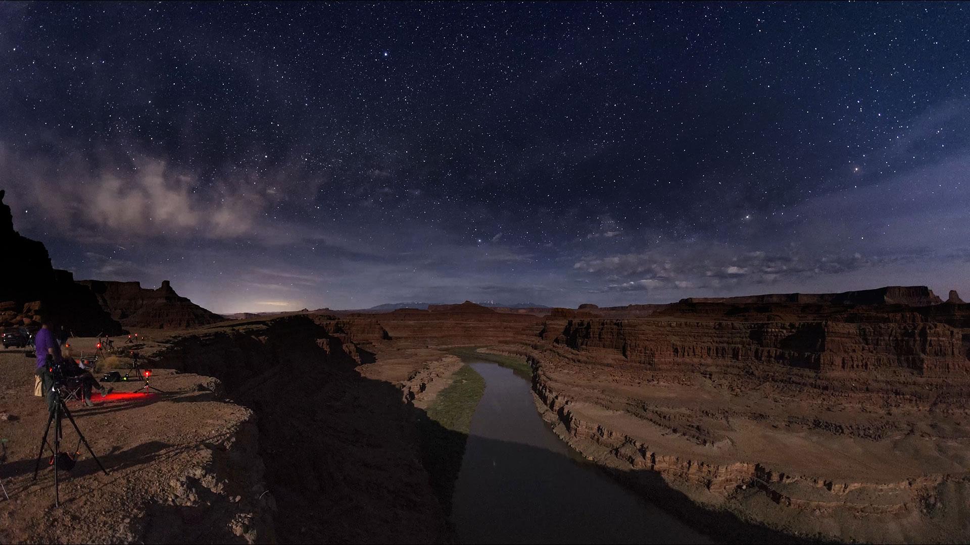 Moab's Amazing Night Skies