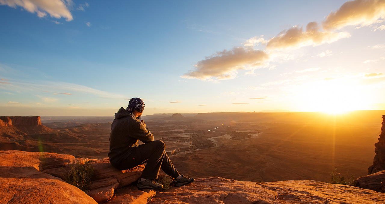 Sunrise and Sunset Times for Moab, Utah