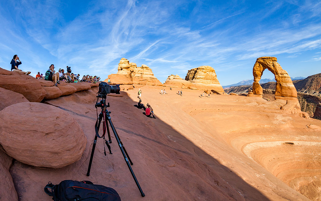 Delicate Arch Photographers