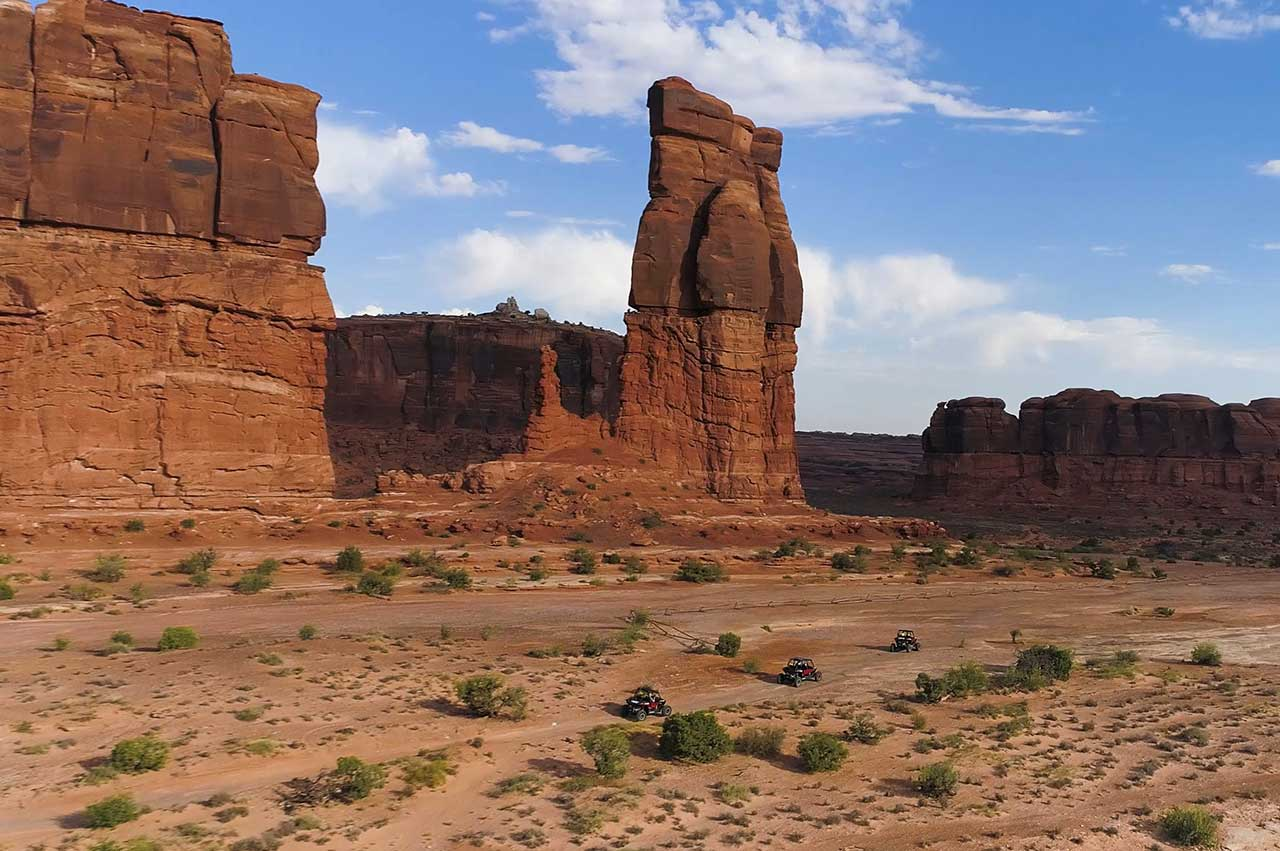 4 Must-Ride ATV/UTV Areas in Moab - Discover Moab, Utah
