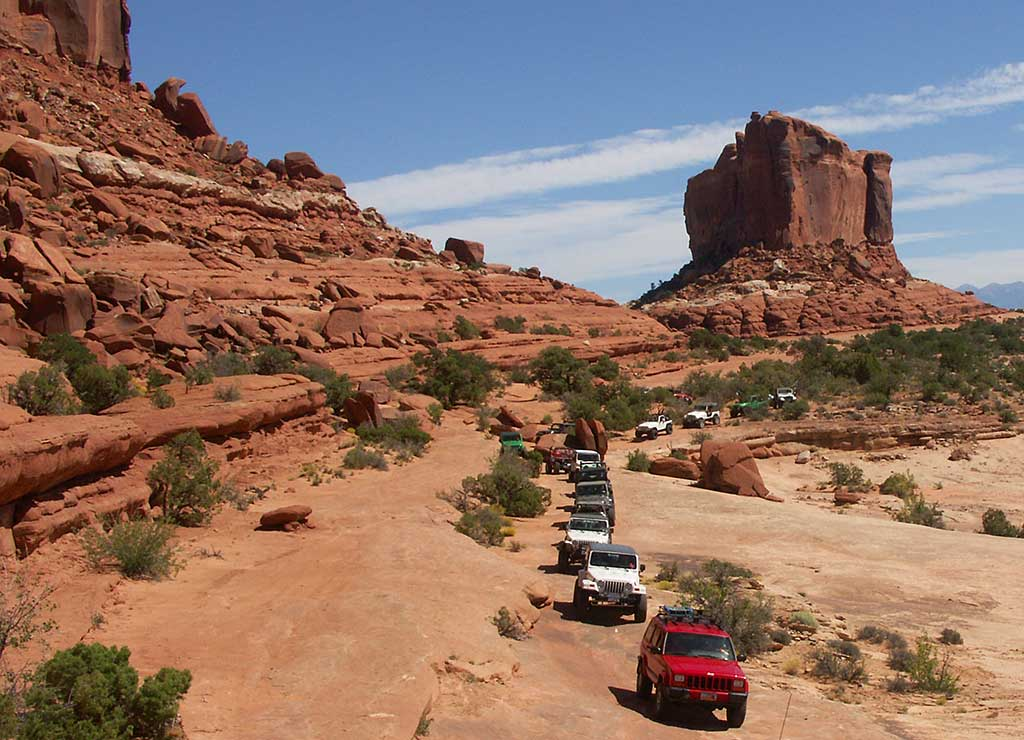 Easter Jeep Safari Discover Moab Utah