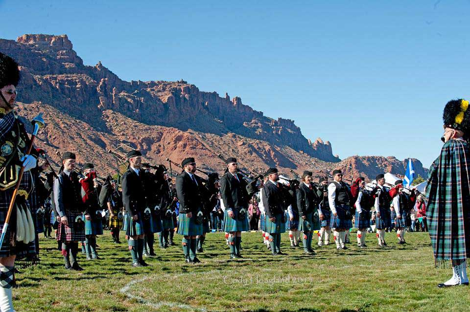 Scottish Festival 2020.Moab Celtic Festival Scots On The Rocks Discover Moab Utah