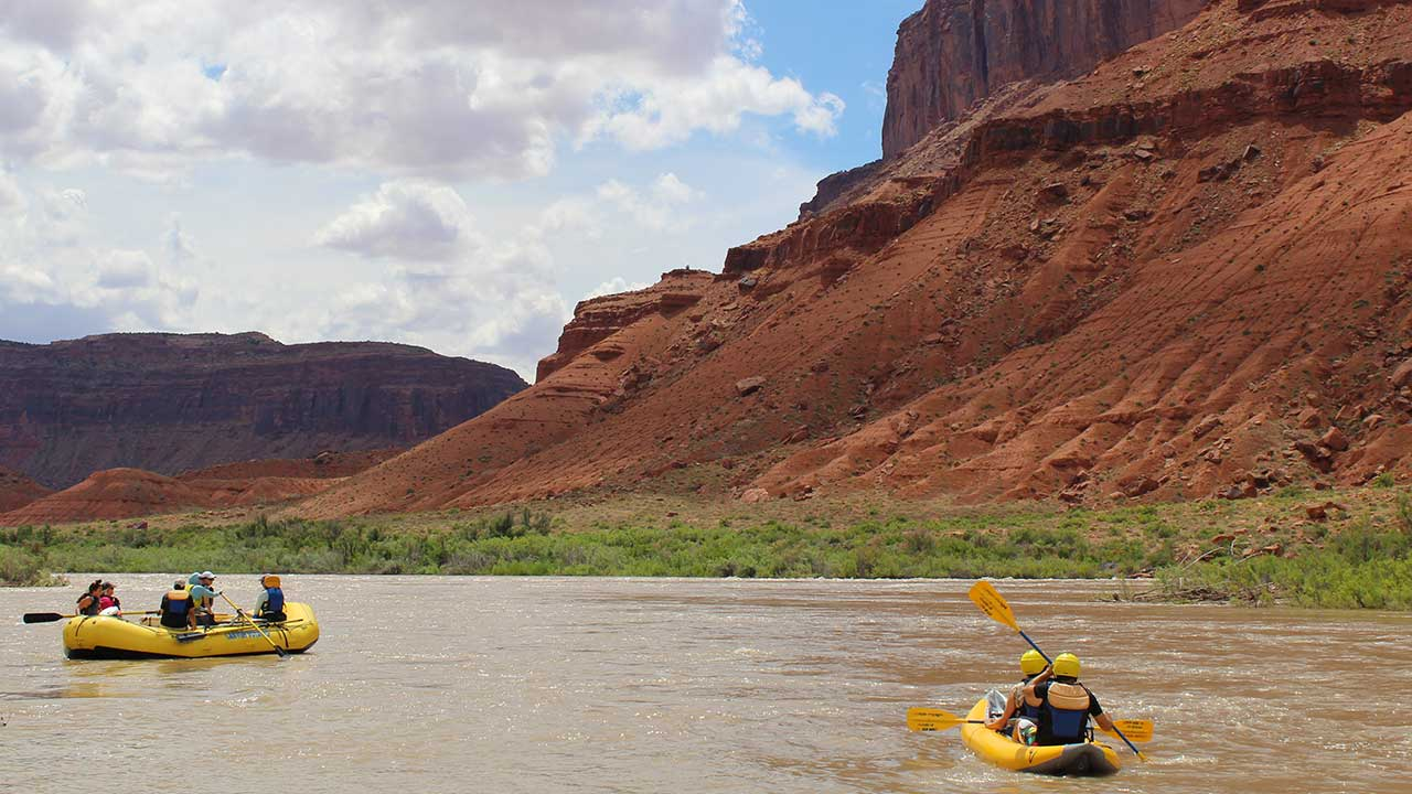 Colorado River Activities