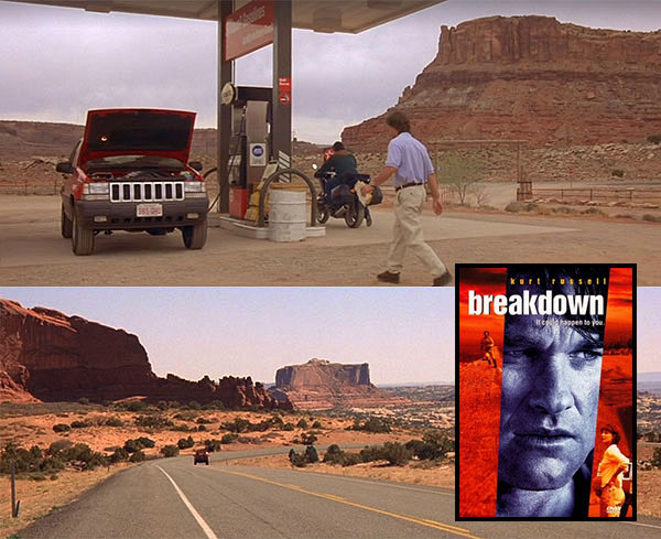 Breakdown, with Kurt Russell