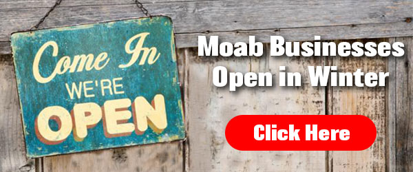 What's Open in Moab